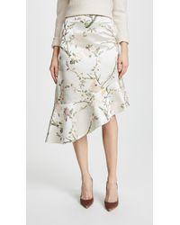 Edition10 - Jacquard Skirt - Lyst