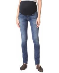 Citizens of Humanity - Avedon Skinny Maternity Jeans - Lyst