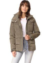 Mkt Studio - Mareva Puffer Jacket - Lyst