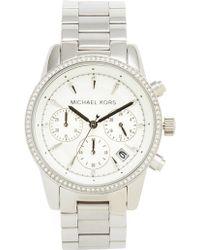 Michael Kors - Ritz Watch - Lyst