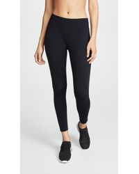 James Perse - Panelled Leggings - Lyst