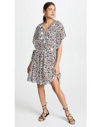 Club Monaco - Jarrah Pullover Dress - Lyst