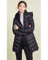 SOIA & KYO - Alanis Down Coat - Lyst