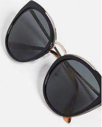 c16f46ce3a8e6 Prada - Pr 20us Cat Eye Sunglasses - Lyst