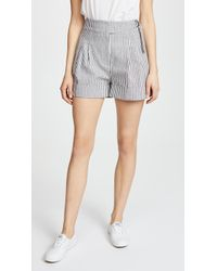EVIDNT - Cuffed Shorts - Lyst