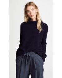 Vince - Boiled Cashmere Pullover Sweater - Lyst