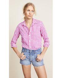 Frank & Eileen - Barry Button Down Shirt - Lyst