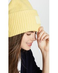 Acne Studios - Pansy N Face Hat - Lyst