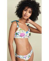 Nanette Lepore - Enchantress Bikini Top - Lyst