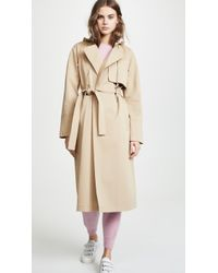 A.L.C. - Andover Trench Coat - Lyst