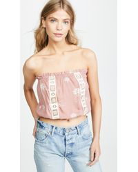 Cool Change - Floating Lilly Sydney Top - Lyst