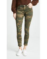 Blank NYC - Camo Skinny Jeans - Lyst