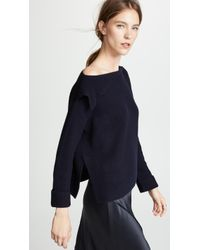 Vince - Ribbed Pullover - Lyst