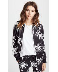 Pam & Gela - Palm Tree Track Jacket - Lyst