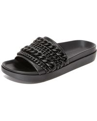 Kendall + Kylie | Shiloh Slides | Lyst