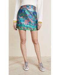 Cynthia Rowley   Monte Carlo Miniskirt   Lyst