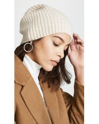 Club Monaco - Cashmere Colleen Tweed Hat - Lyst