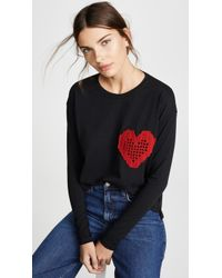 Michaela Buerger - My Heart Is Yours Tee - Lyst