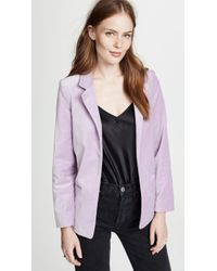 Zadig & Voltaire - Volly Jacket - Lyst