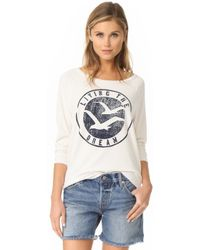 Sol Angeles - Living The Dream Pullover - Lyst