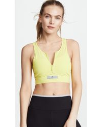 adidas By Stella McCartney - Run Adizero Crop Top - Lyst