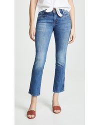M.i.h Jeans - The Paris Cropped Jeans - Lyst