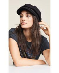 Brixton - Montreal Newsboy Hat - Lyst 4cb637927fa