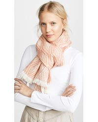 Madewell - Jacquard Scarf - Lyst