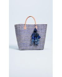 Hat Attack - Large Provence Tote Bag - Lyst