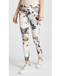 7 For All Mankind - The Ankle Skinny - Lyst
