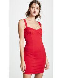 Capulet - Bria Bustier Dress - Lyst
