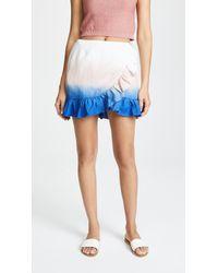 Young Fabulous & Broke - Flutter Skirt - Lyst