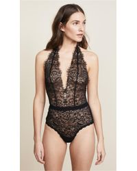 Hanky Panky - After Midnight Wink Plaything Bodysuit - Lyst