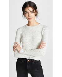 Ayr - Later Skater Knit Top - Lyst