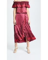 Figue - Aurora Skirt - Lyst