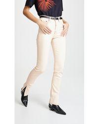 Cotton Citizen - High Split Jeans - Lyst