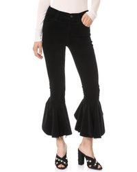 Citizens of Humanity - Drew Flounce Trousers - Lyst