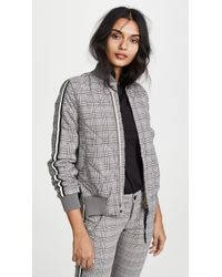 NSF - Neil Quilted Bomber Jacket - Lyst