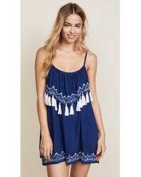 Tiare Hawaii - Holter Mini Dress - Lyst