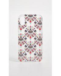 Rebecca Minkoff - Fan Print Iphone X Case - Lyst