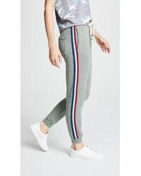 Sol Angeles - Roma Side Stripe Jogger Pants - Lyst