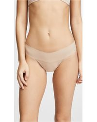 Hanky Panky - Bare Eve Natural Rise Thong - Lyst
