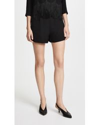 Marc Jacobs - Tap Shorts - Lyst