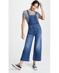 Mother - The Greaser Overalls - Lyst