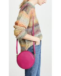 C.A.B. Collection - Mini Lisa Circle Bag - Lyst
