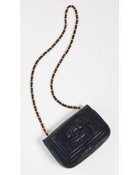 2445f5098bb6 Madison Avenue Couture Chanel Black Chevron Medium Boy Bag in Black ...