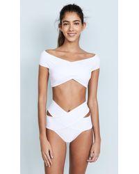 OYE Swimwear - Lucette Bikini - Lyst
