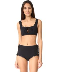Marysia Swim - Palm Springs Tie Top - Lyst