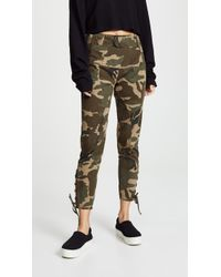 Kendall + Kylie - Utility Pants - Lyst