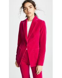 Pallas - Droide Fitted Blazer - Lyst